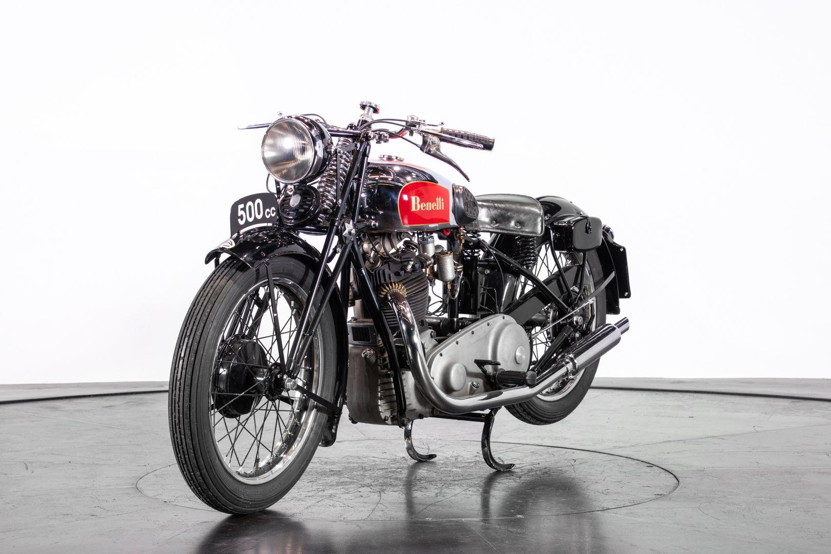 1939 Benelli 500 72505