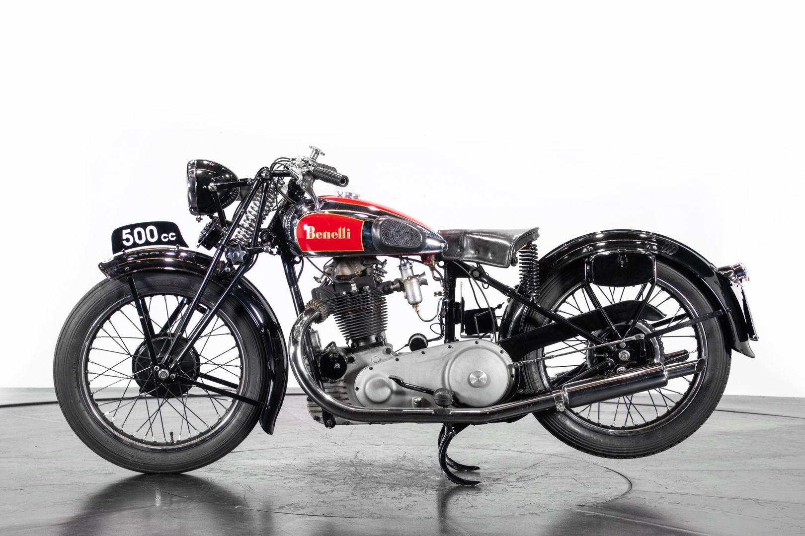 1939 Benelli 500 72506