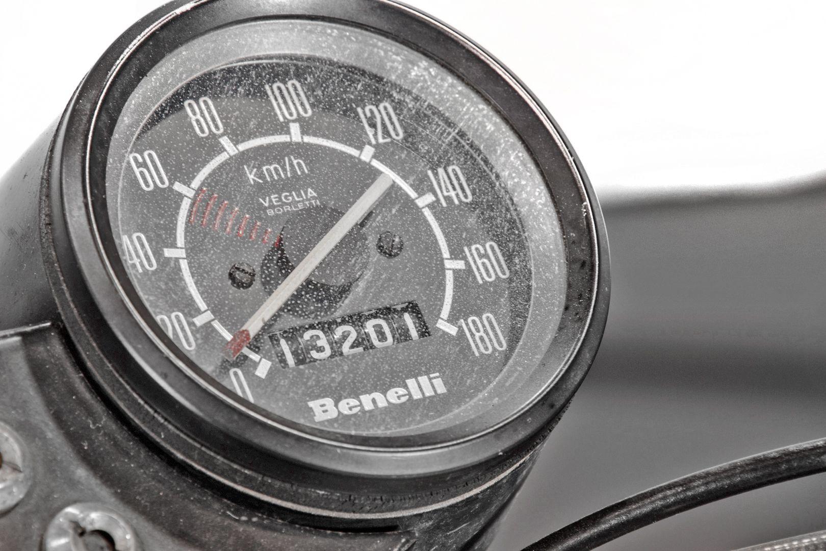 1972 Benelli 250 2C 42872