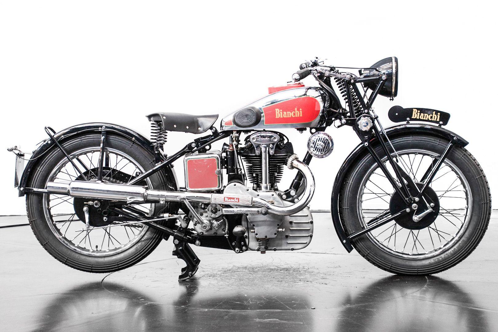 1934 Bianchi 500 Super Sport 42543