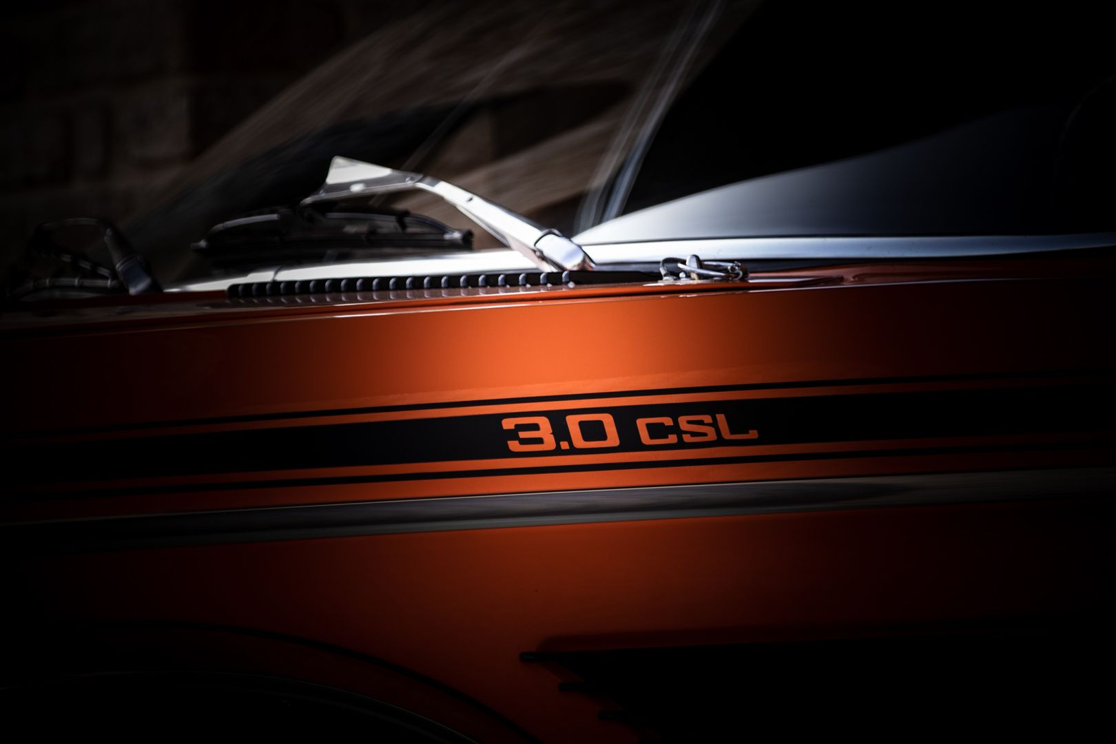1971 BMW 3.0 CSL 62448