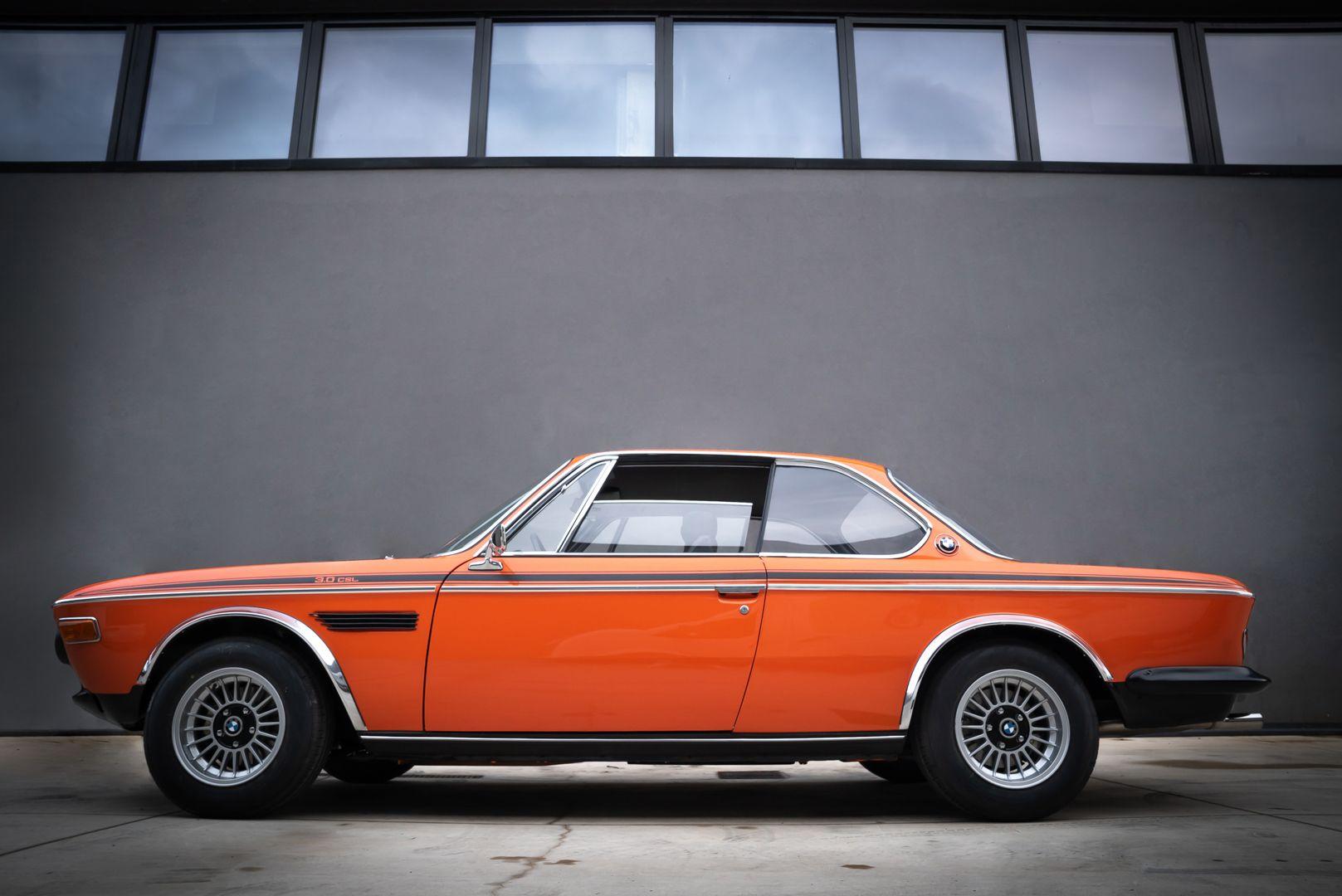 1971 BMW 3.0 CSL 58391