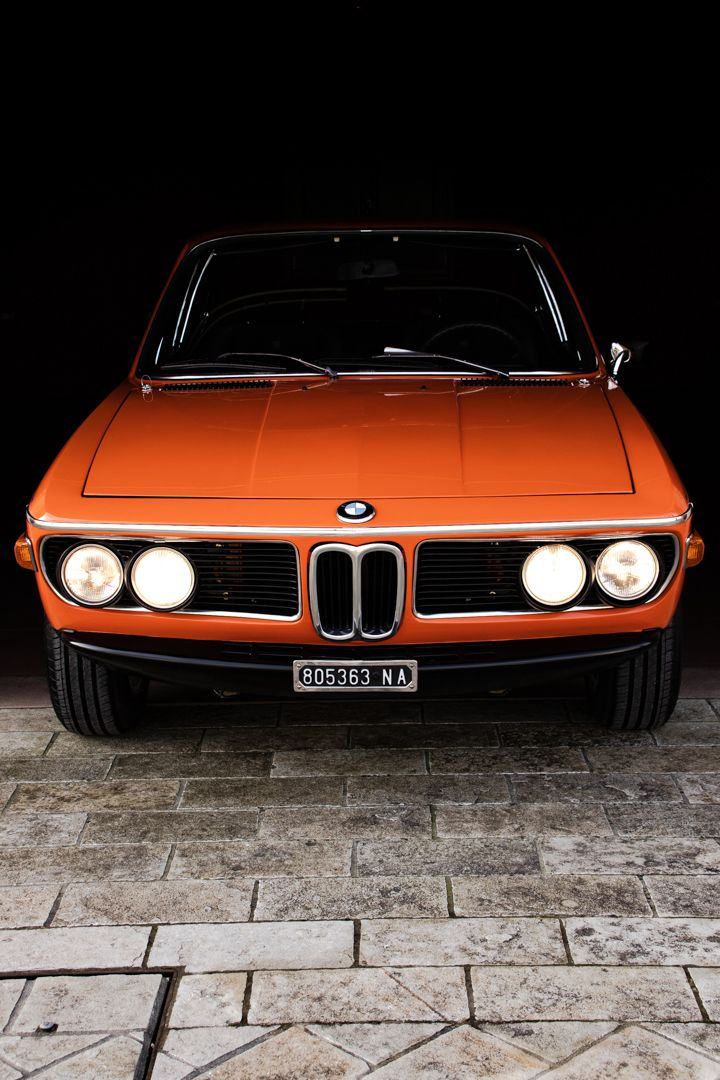 1971 BMW 3.0 CSL 62407
