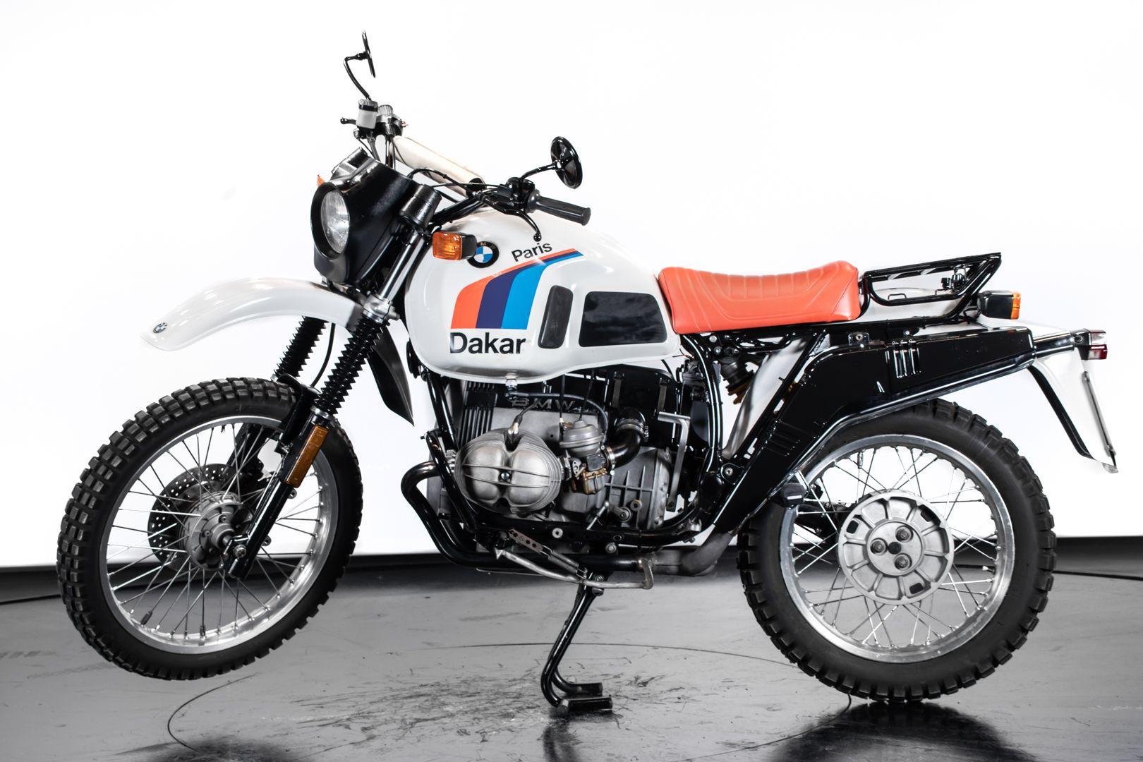 """1987 BMW R80 GS """"Parigi Dakar"""" 79631"""