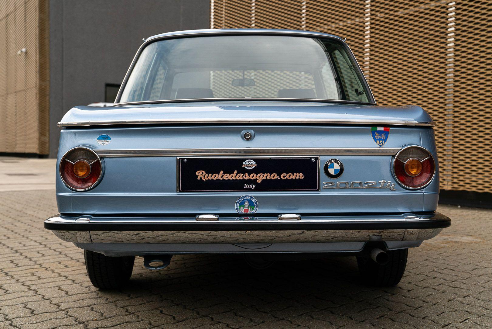 1973 BMW 2002 Tii 78046