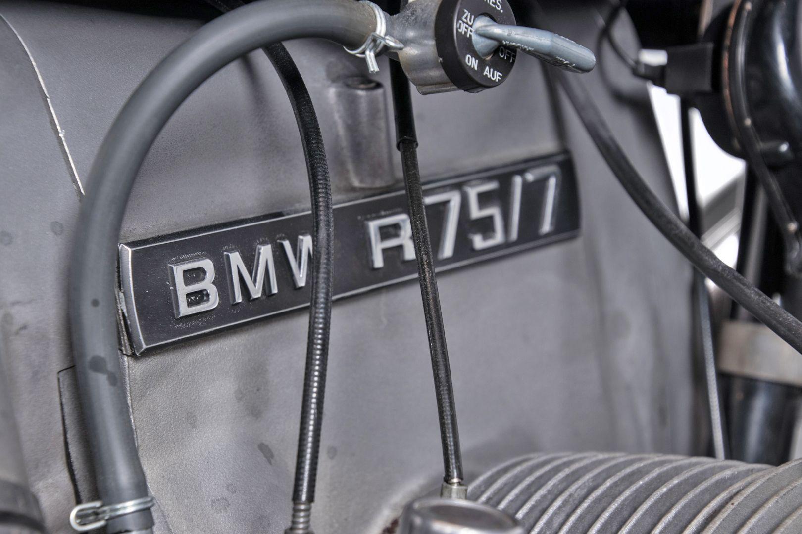 1977 BMW R75 / 7 35457