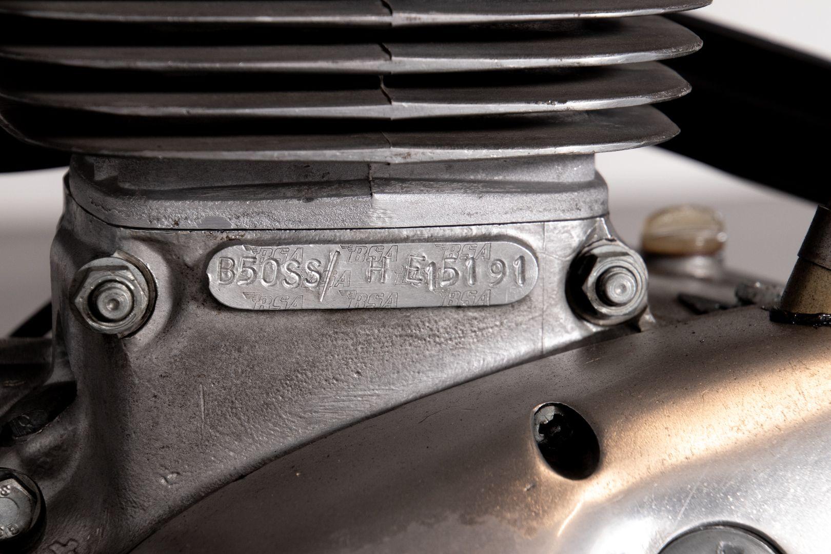 1972 BSA B 50 SS 500 49042