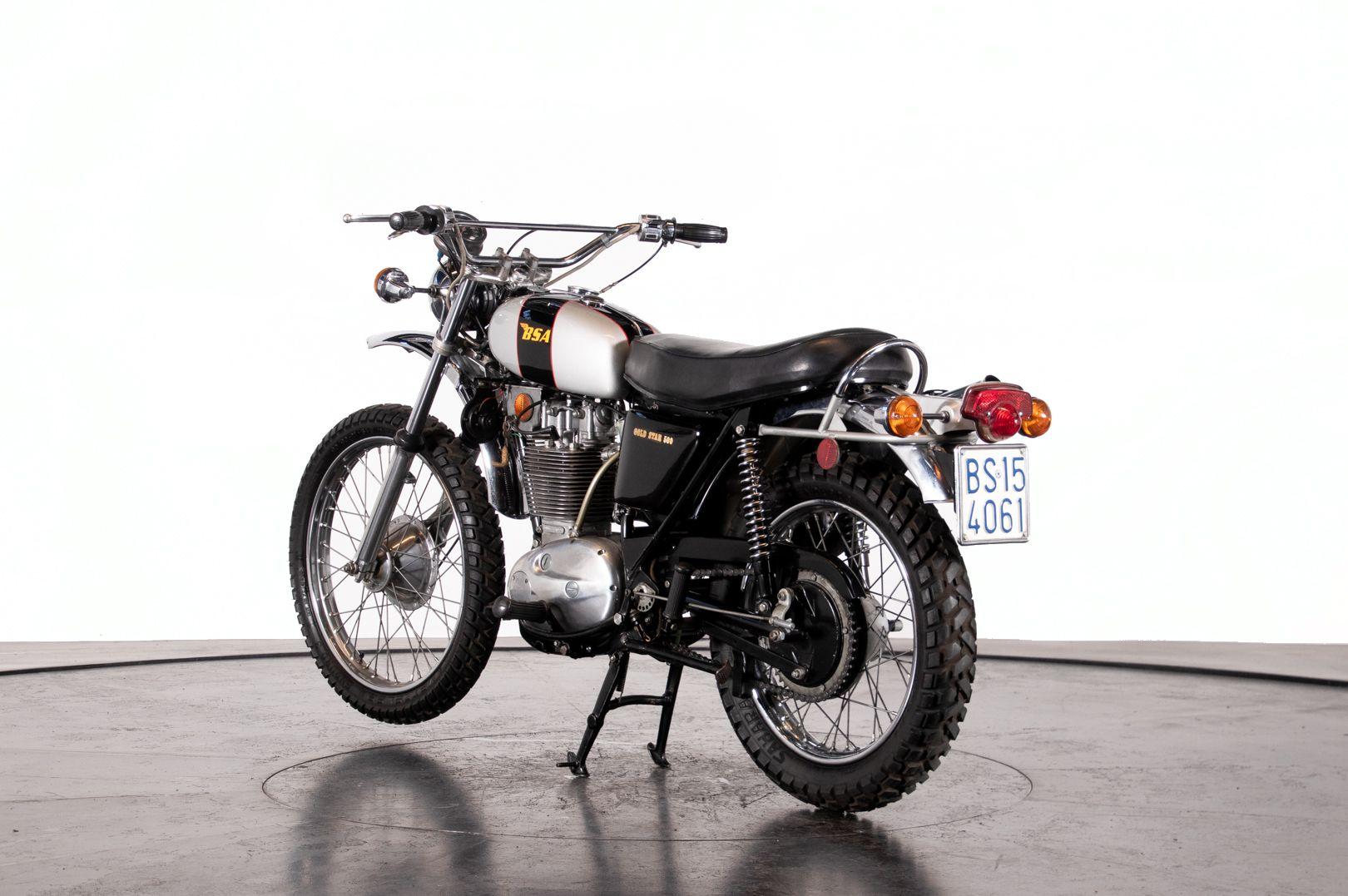 1972 BSA B 50 SS 500 49024