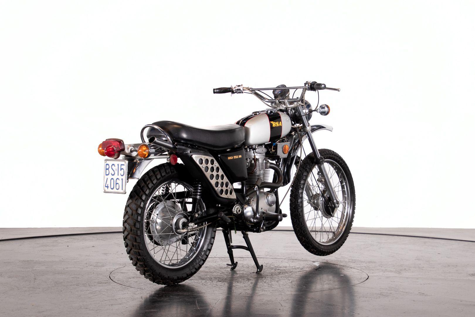 1972 BSA B 50 SS 500 49027