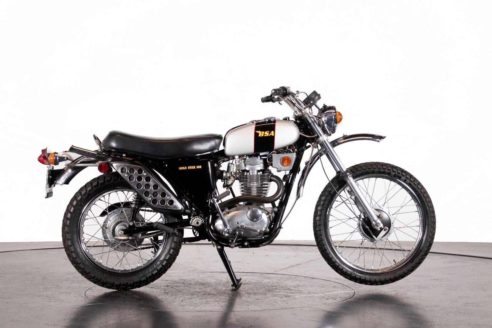 1972 BSA B 50 SS 500 49028