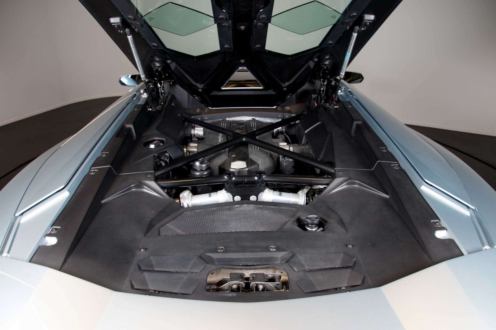 2014 Lamborghini Aventador Roadster  3813