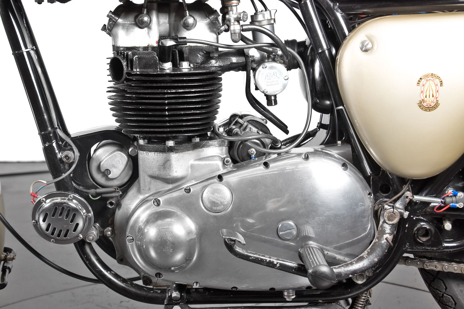 1960 BSA Golden Flash 650 35871