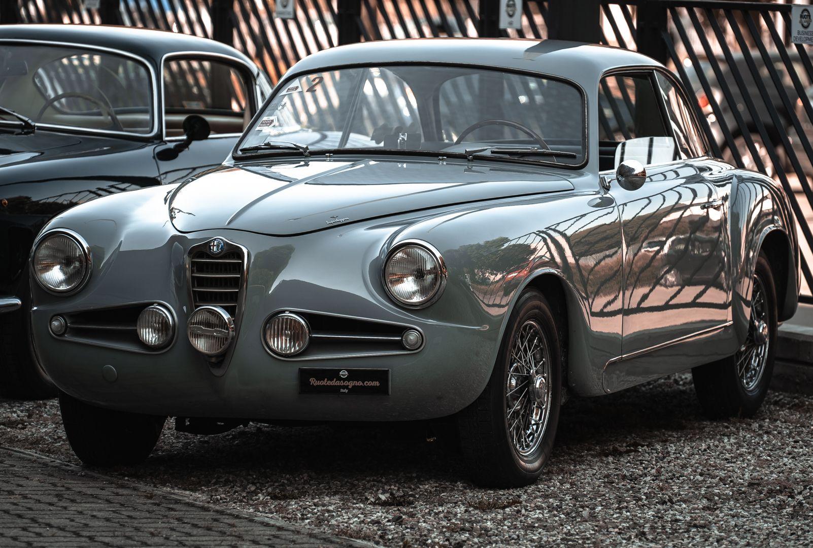 1954 Alfa Romeo 1900 C Super Sprint 73039
