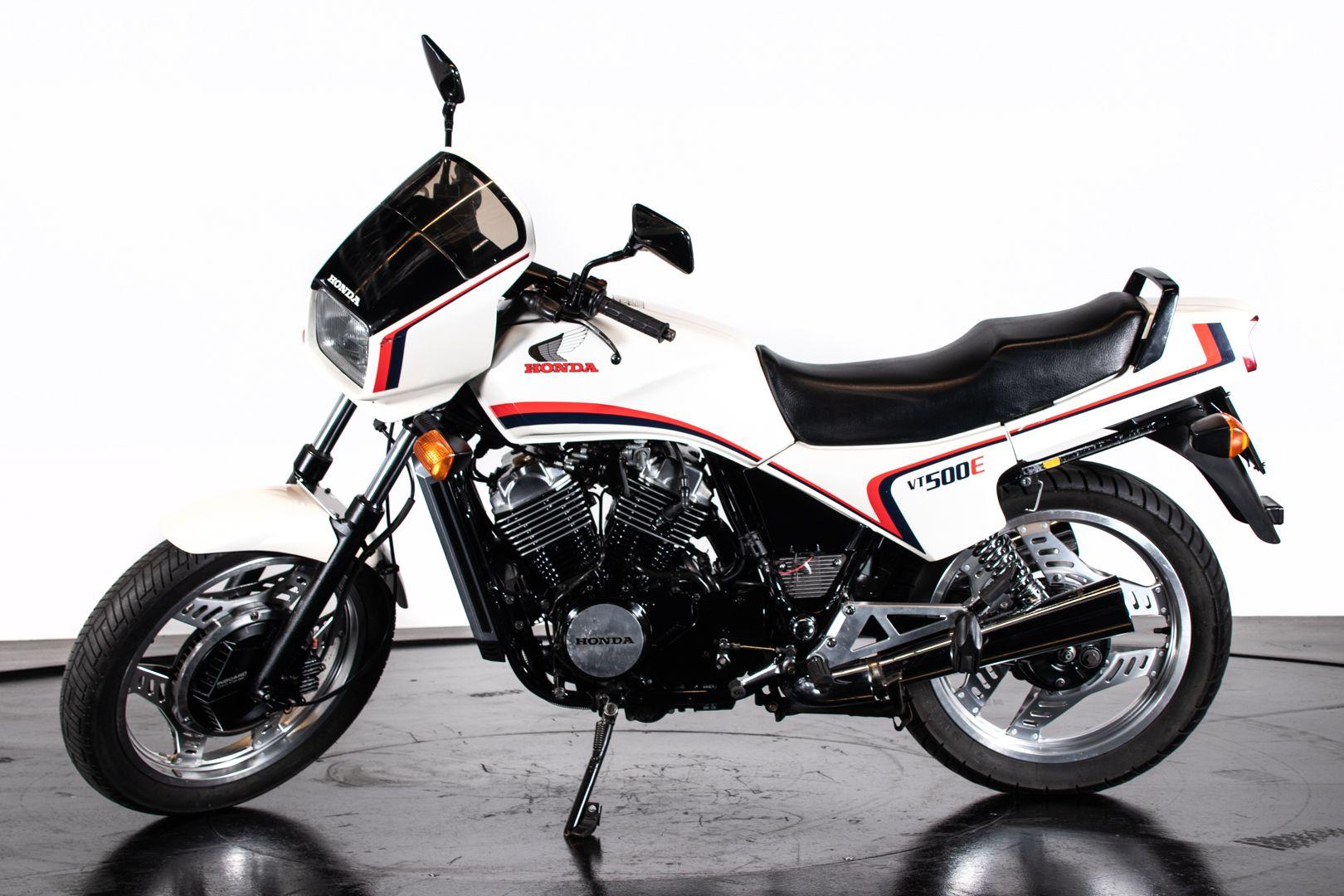 1985 Honda VT 500 63434