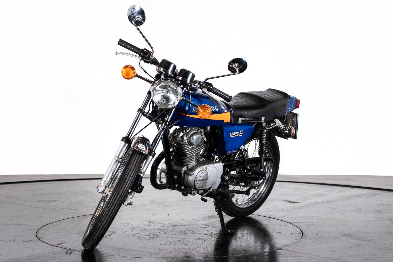 1980 Honda CB 125 7/C 63457