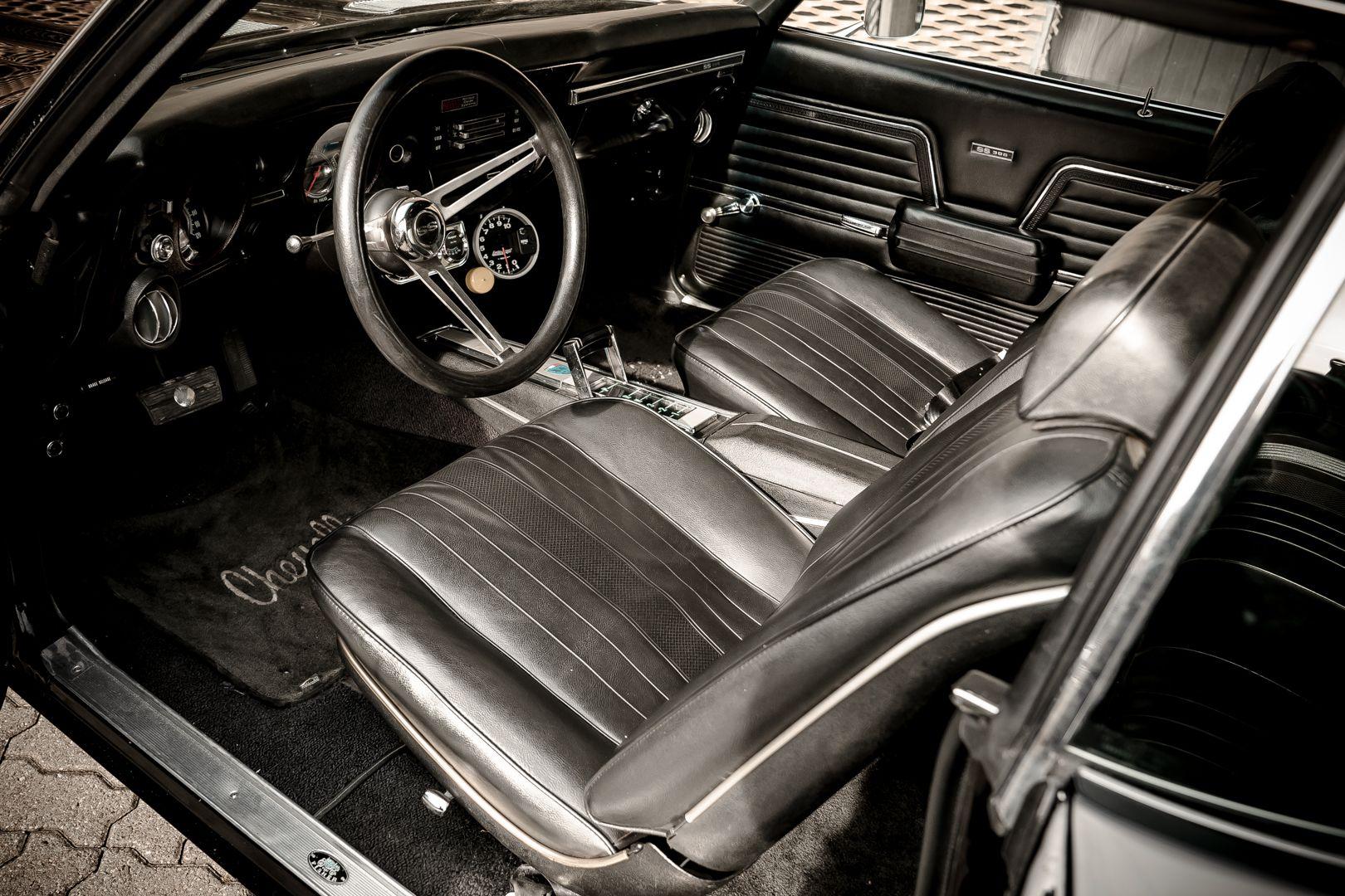 1969 Chevrolet Chevelle SS 62997