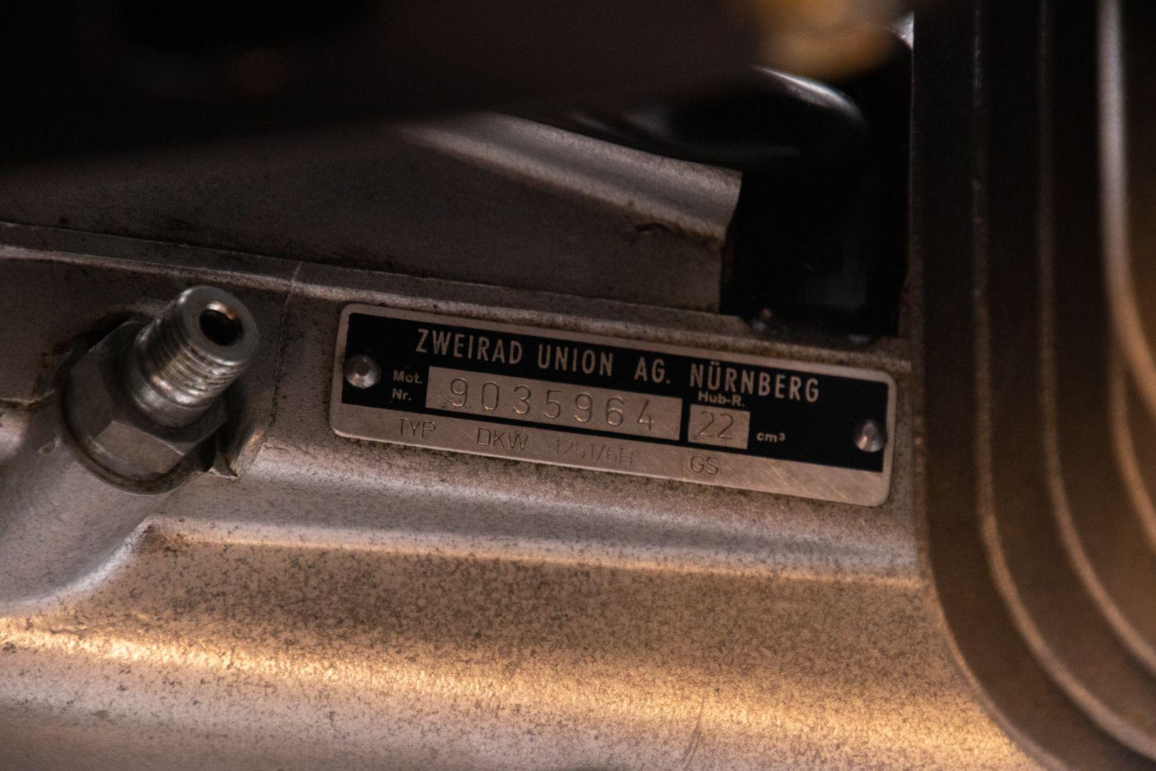 1977 DKW 125 GS 50098