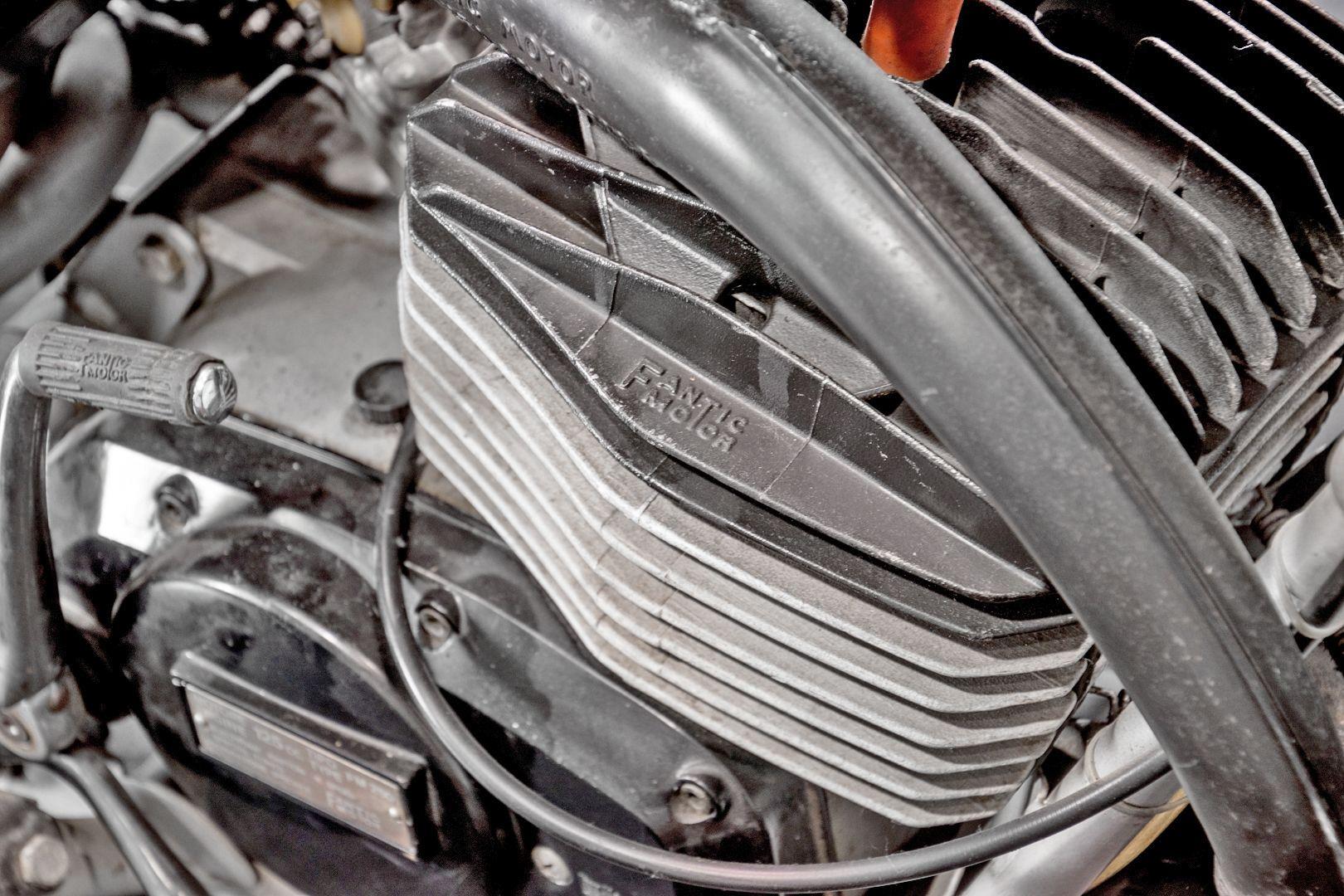 1980 Fantic Motor 125 74649