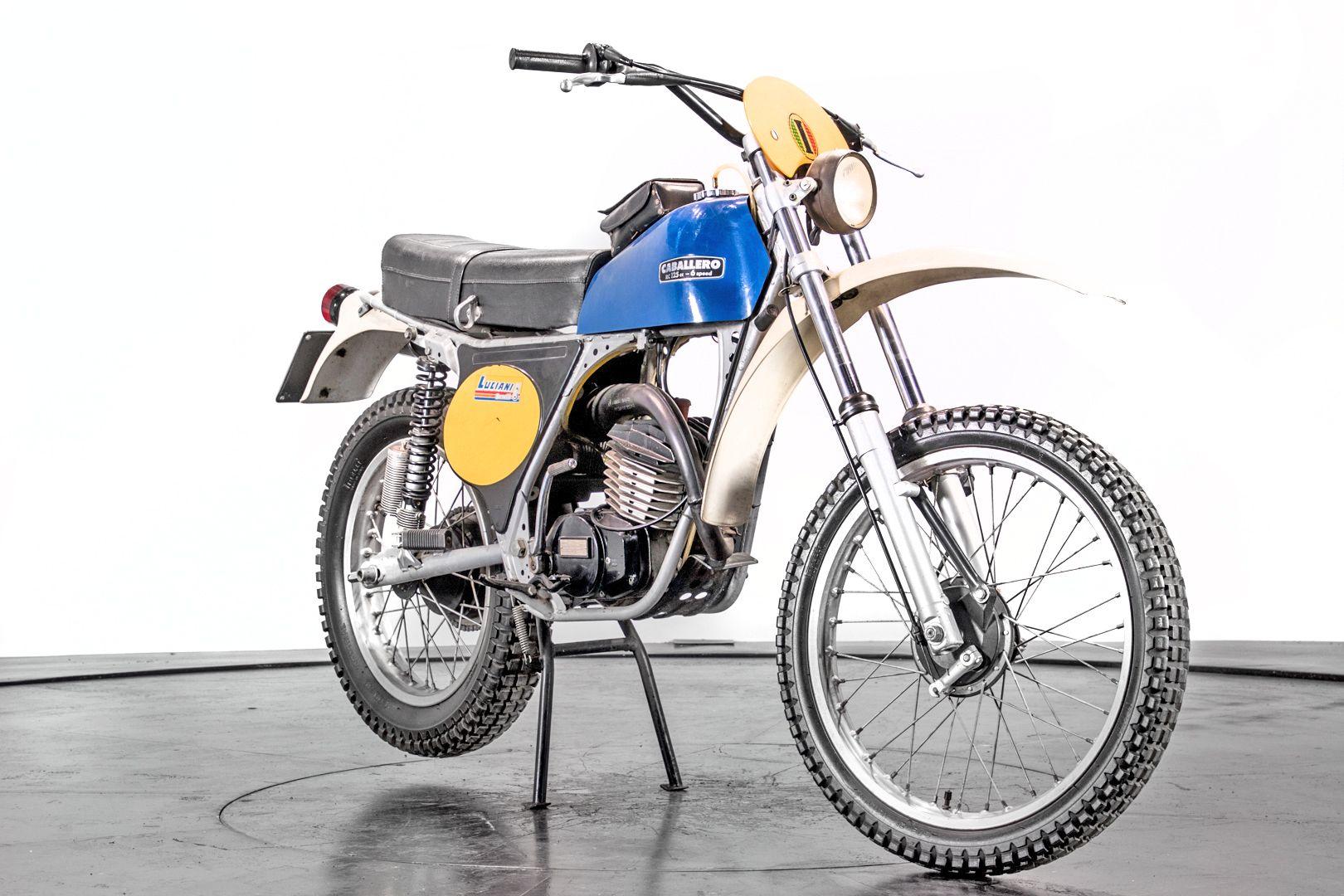 1980 Fantic Motor 125 74636