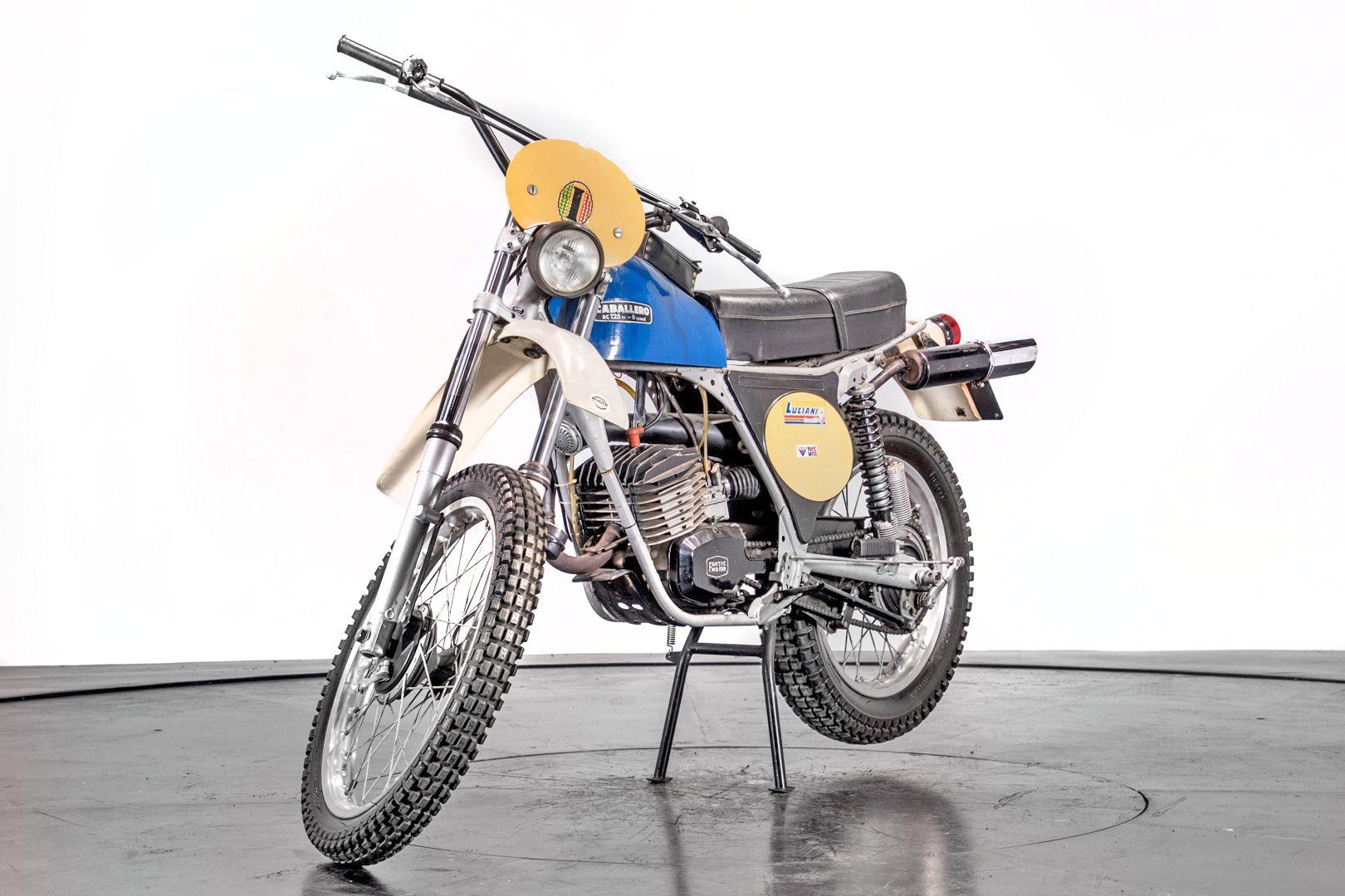 1980 Fantic Motor 125 74634