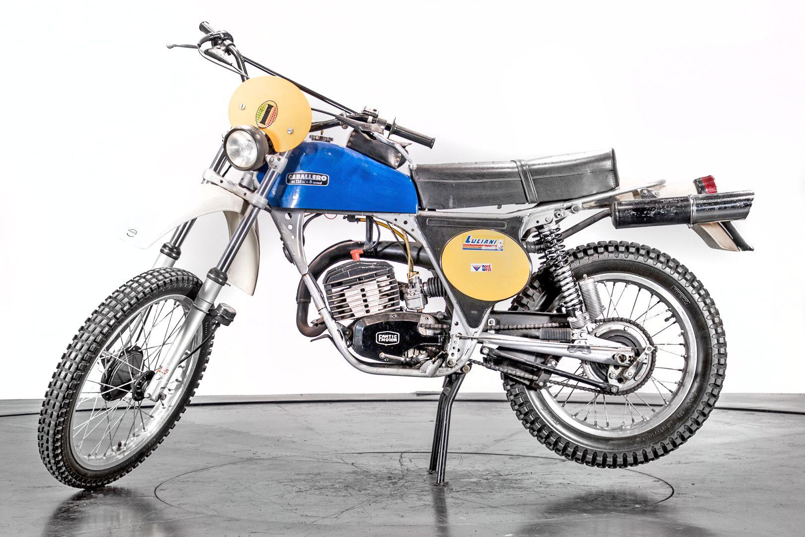 1980 Fantic Motor 125 74639