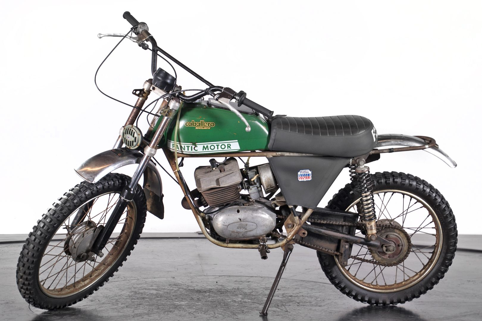 1971 FANTIC MOTOR CABALLERO 100 CROSS TX92 53135