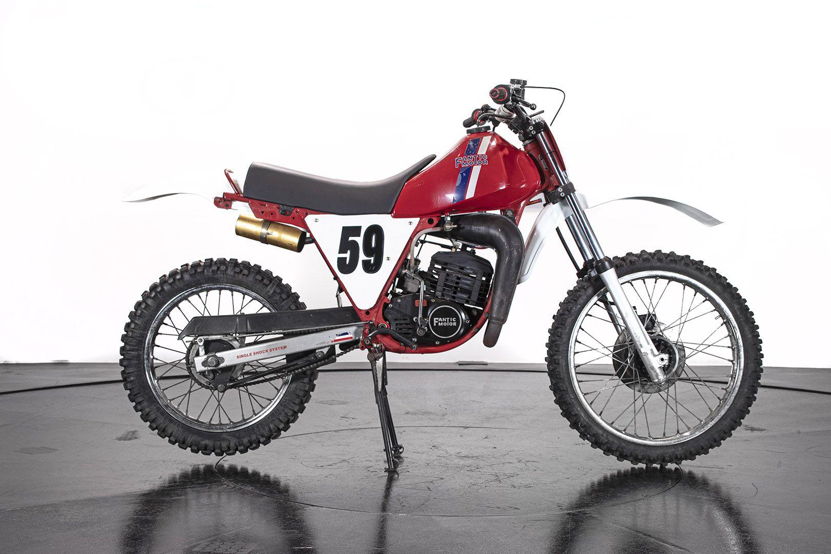 1983 Fantic Motor Cross TX 285 61285