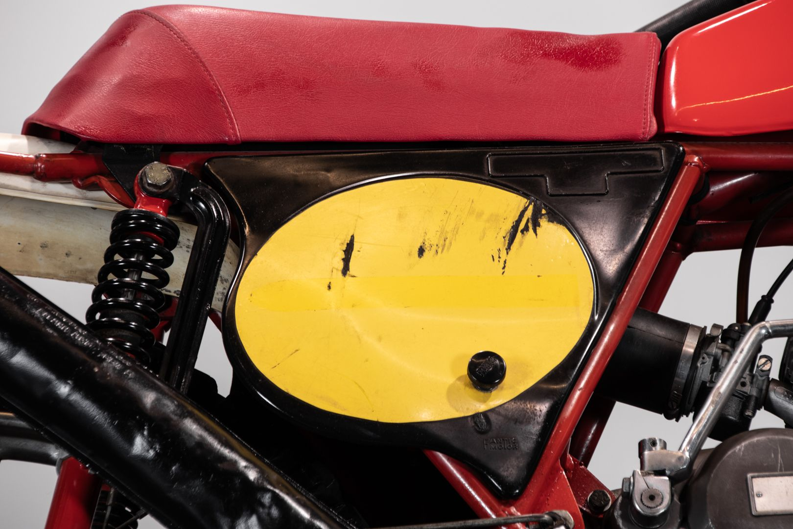 1975 Fantic Motor Caballero Reg. 50 4M TX 290 64502
