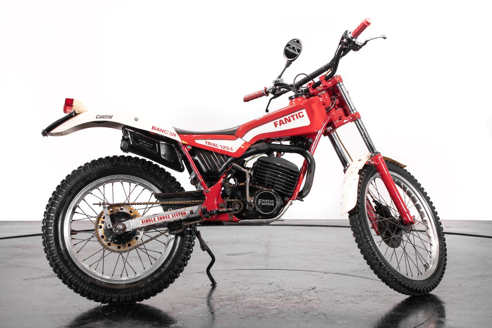 1986 Fantic Motor Trial 125 Professional 237 69030
