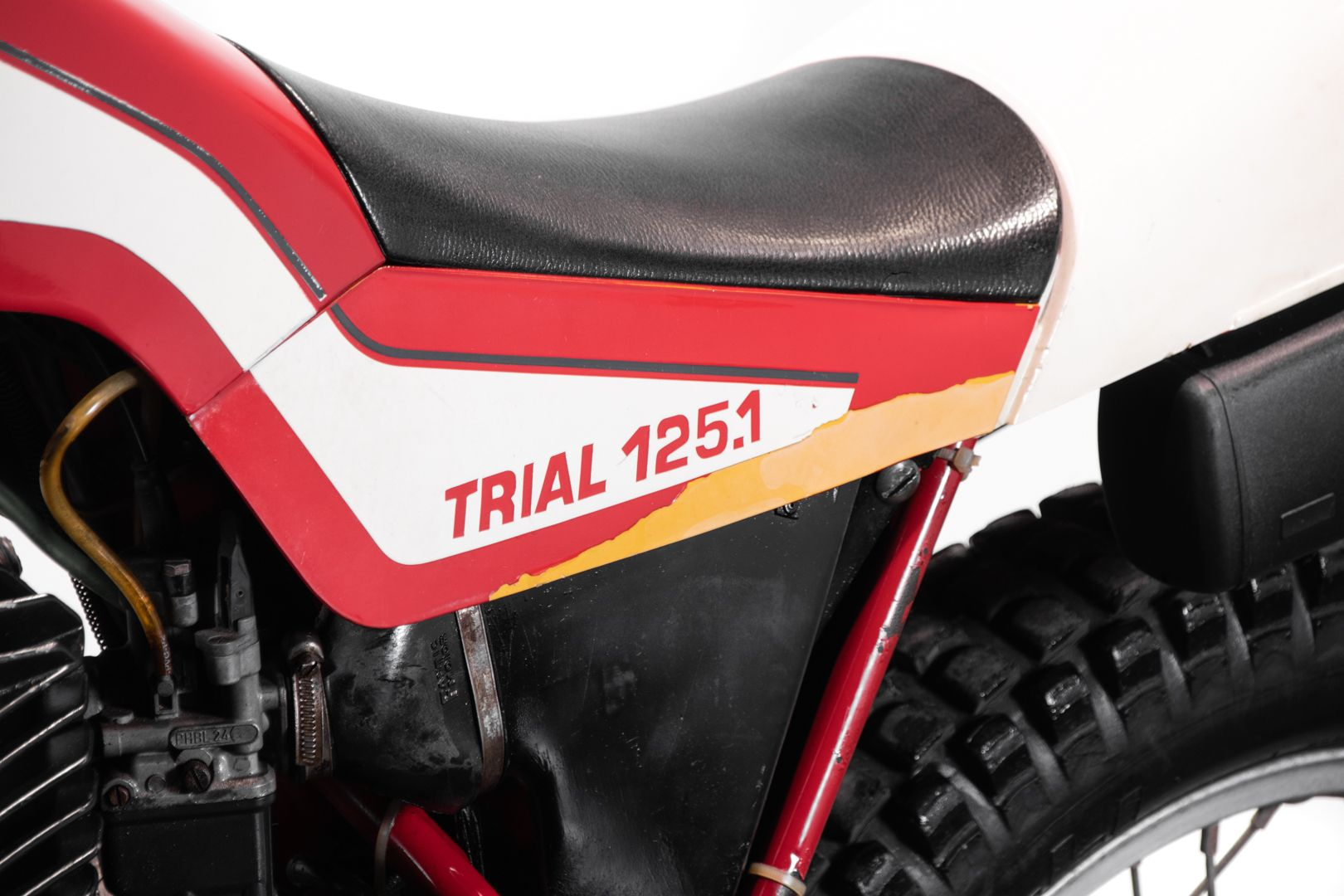 1986 Fantic Motor Trial 125 Professional 237 69035