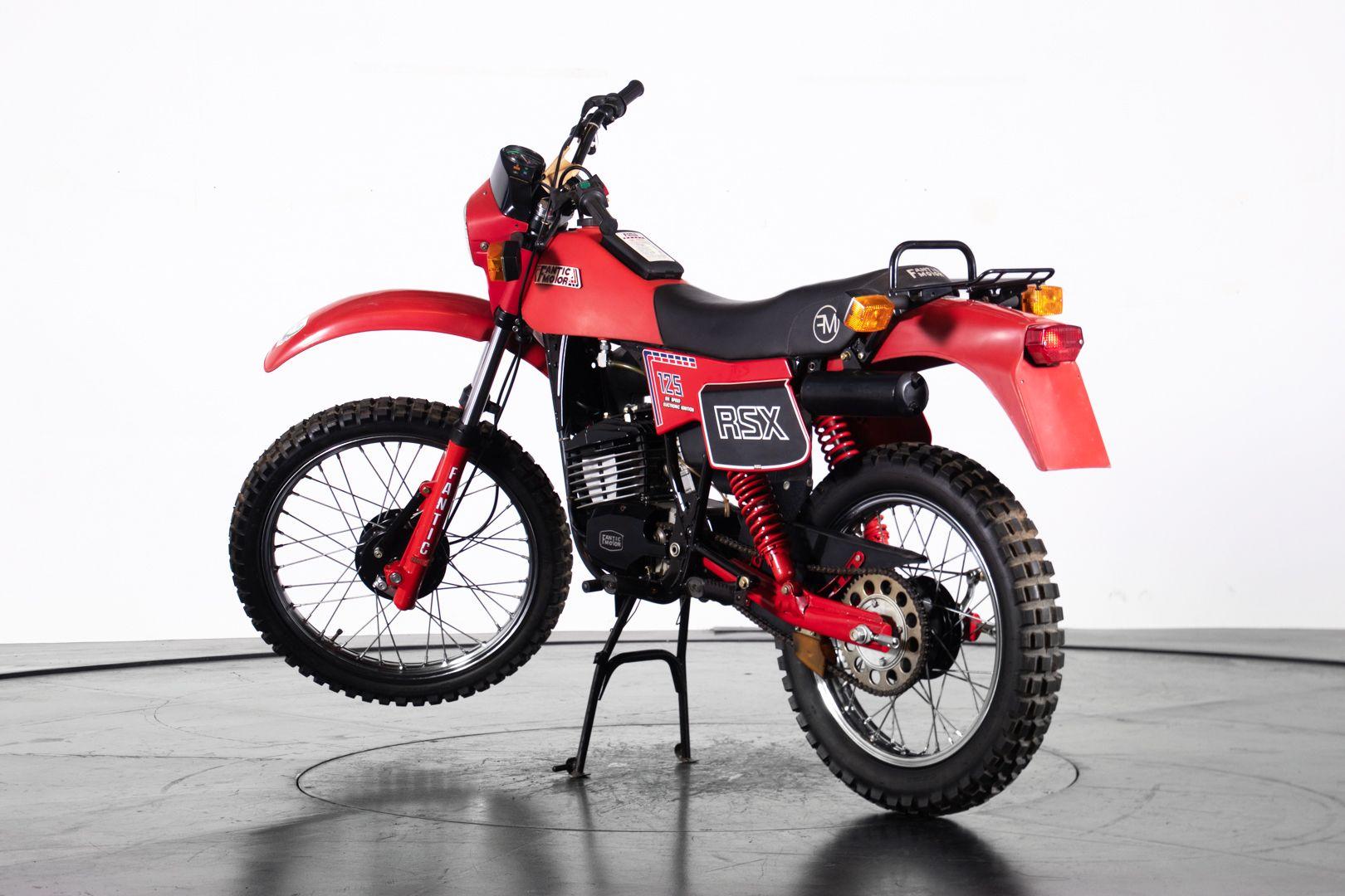 1983 FANTIC MOTOR RSX 125 50179
