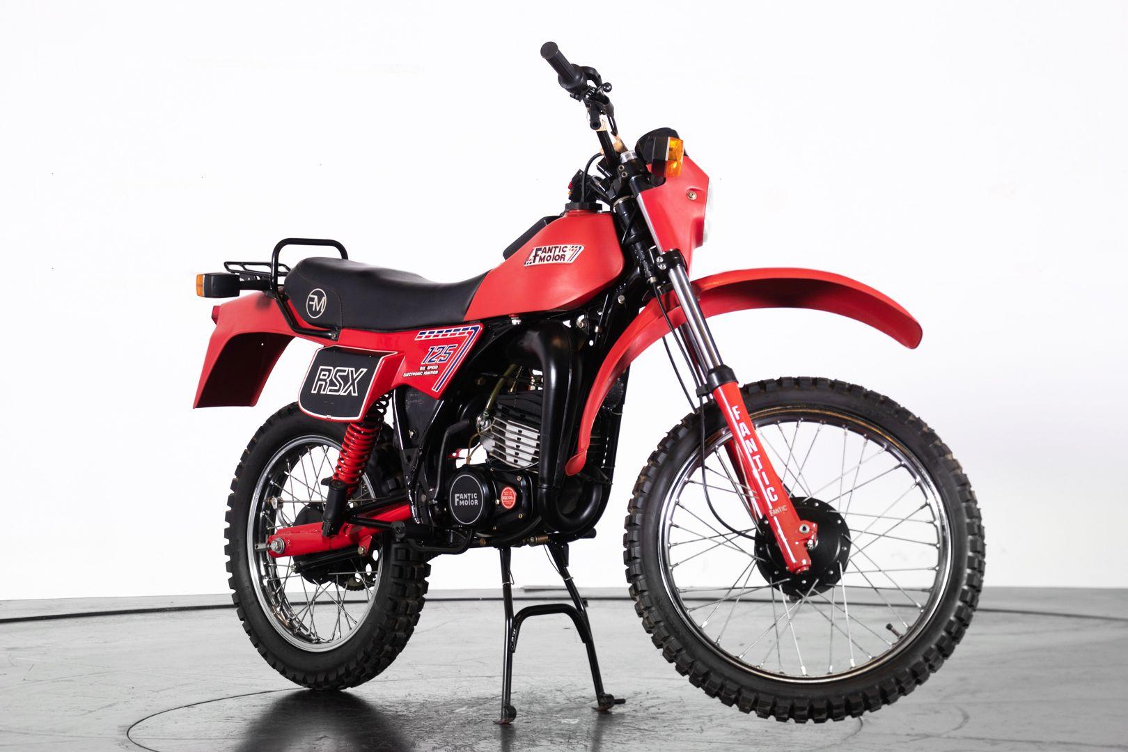 1983 FANTIC MOTOR RSX 125 50173