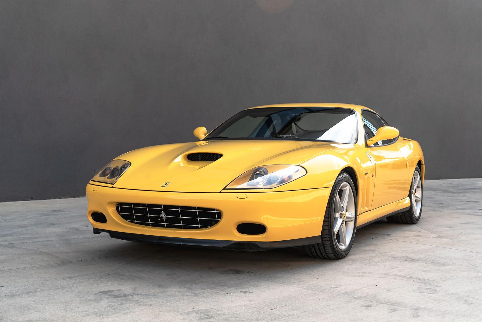 2002 Ferrari 575 Maranello F1 63762