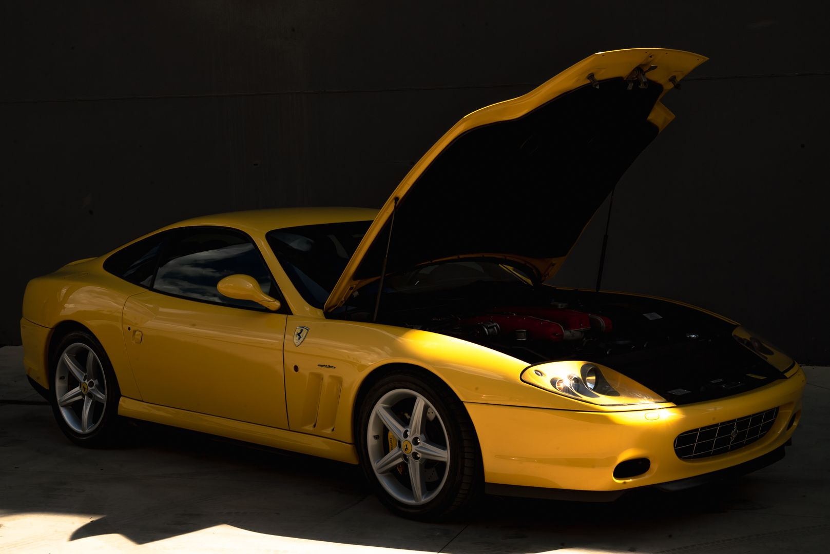 2002 Ferrari 575 Maranello F1 63841