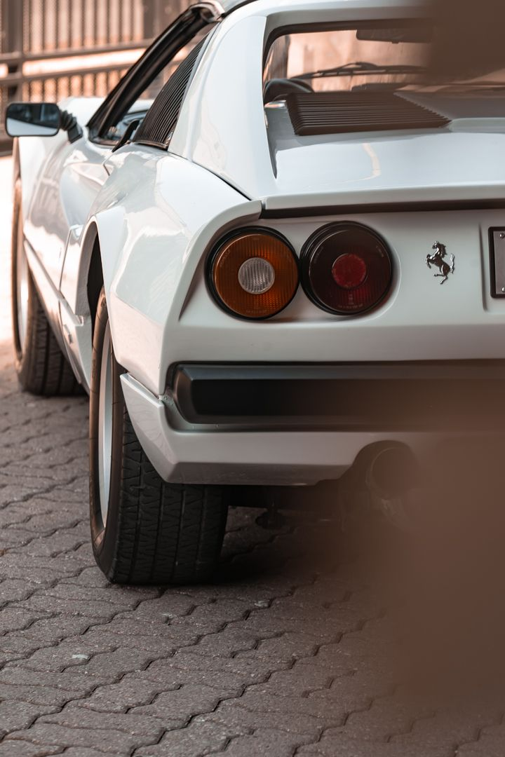 1982 Ferrari 208 GTS Carburatori 75958