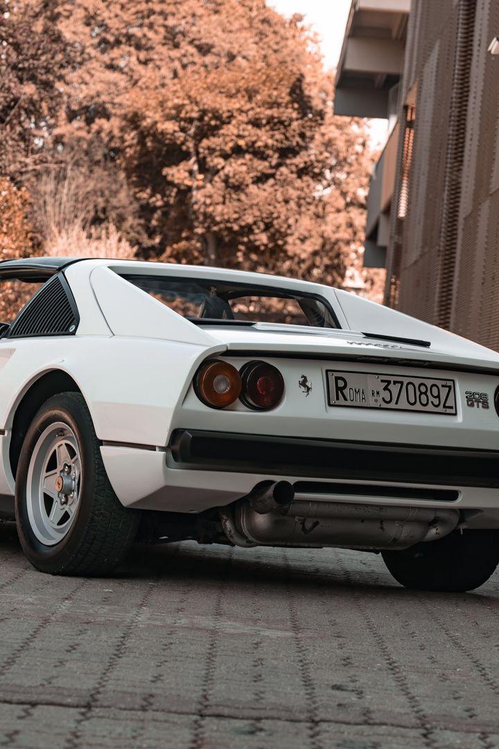 1982 Ferrari 208 GTS Carburatori 76005
