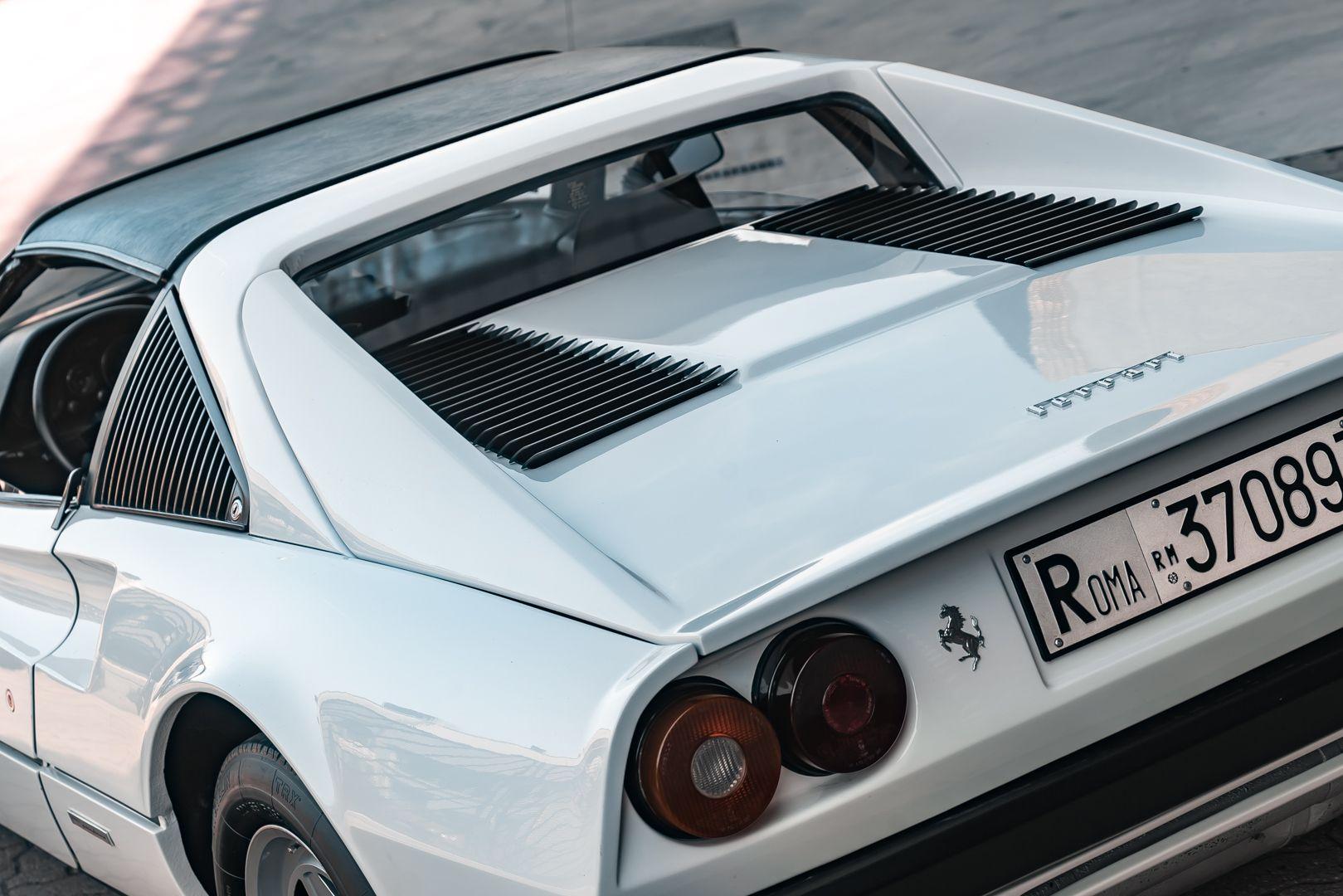 1982 Ferrari 208 GTS Carburatori 75998