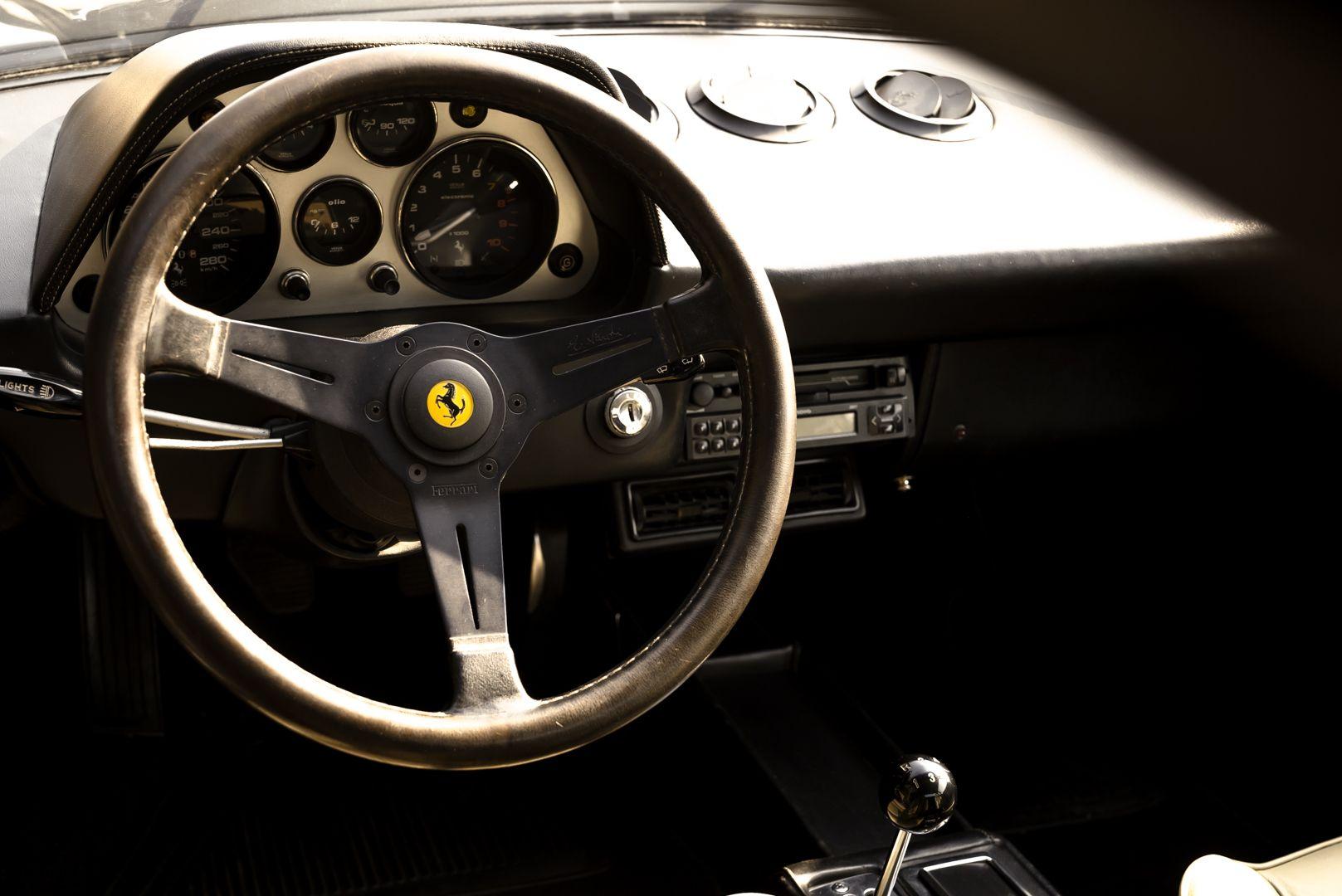 1980 Ferrari 208 GTB Carburatori 81294