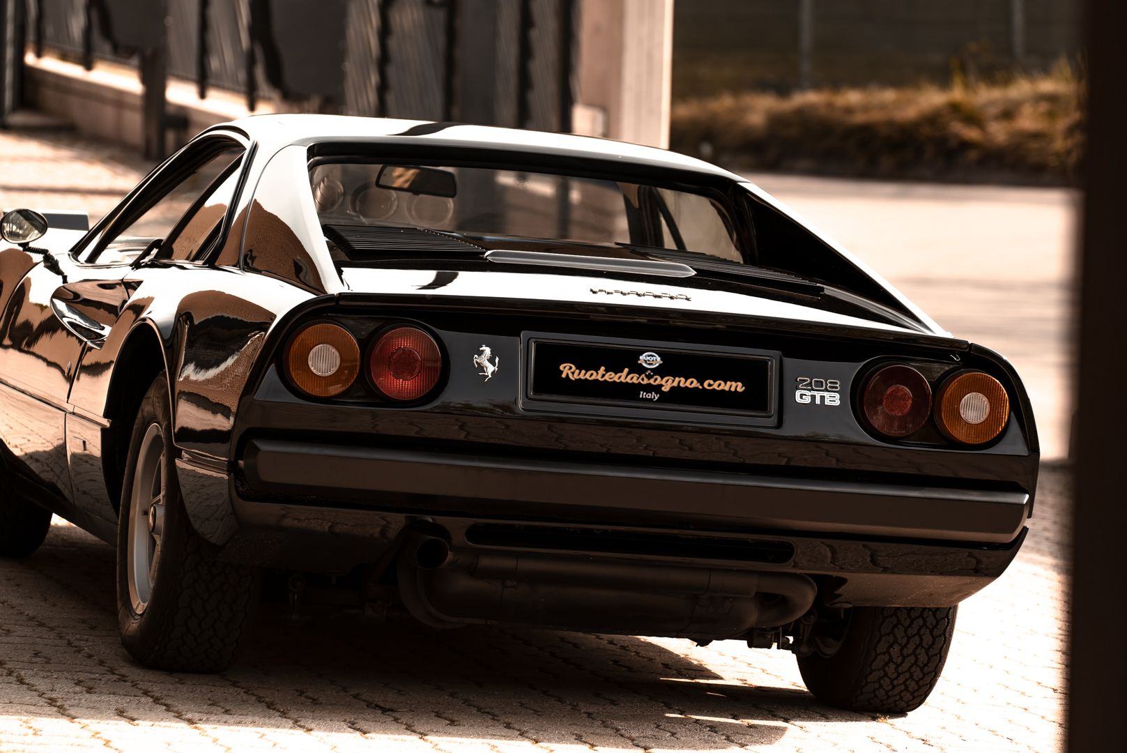 1980 Ferrari 208 GTB Carburatori 81269