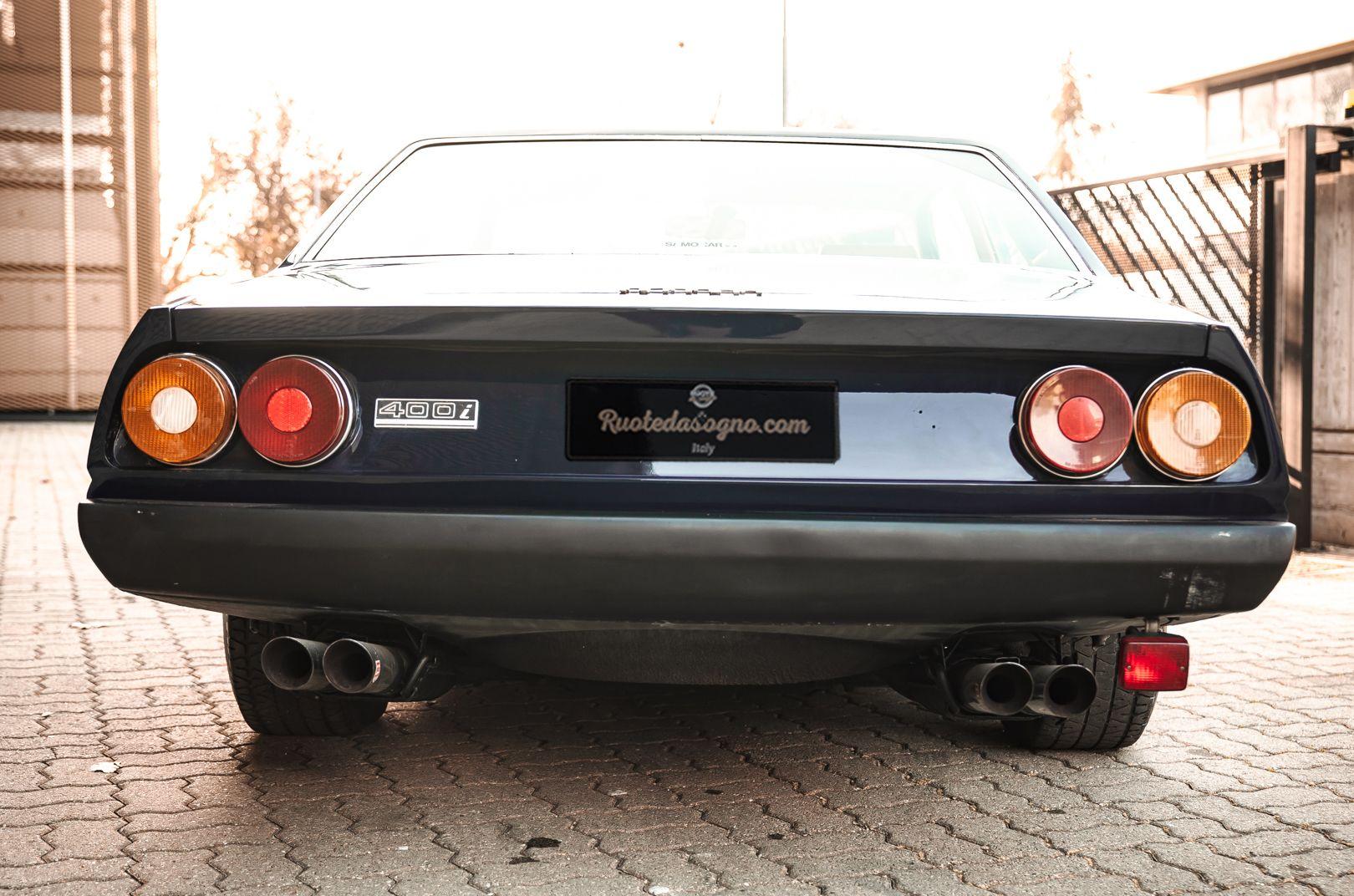 1982 Ferrari 400 i 66052