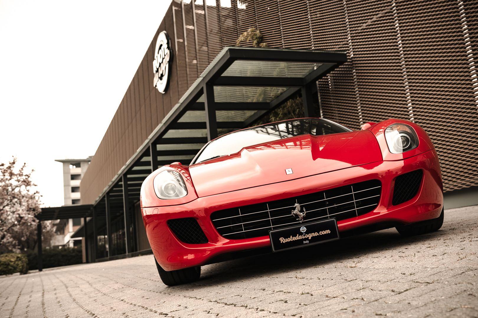 2007 Ferrari 599 GTB Fiorano 64967