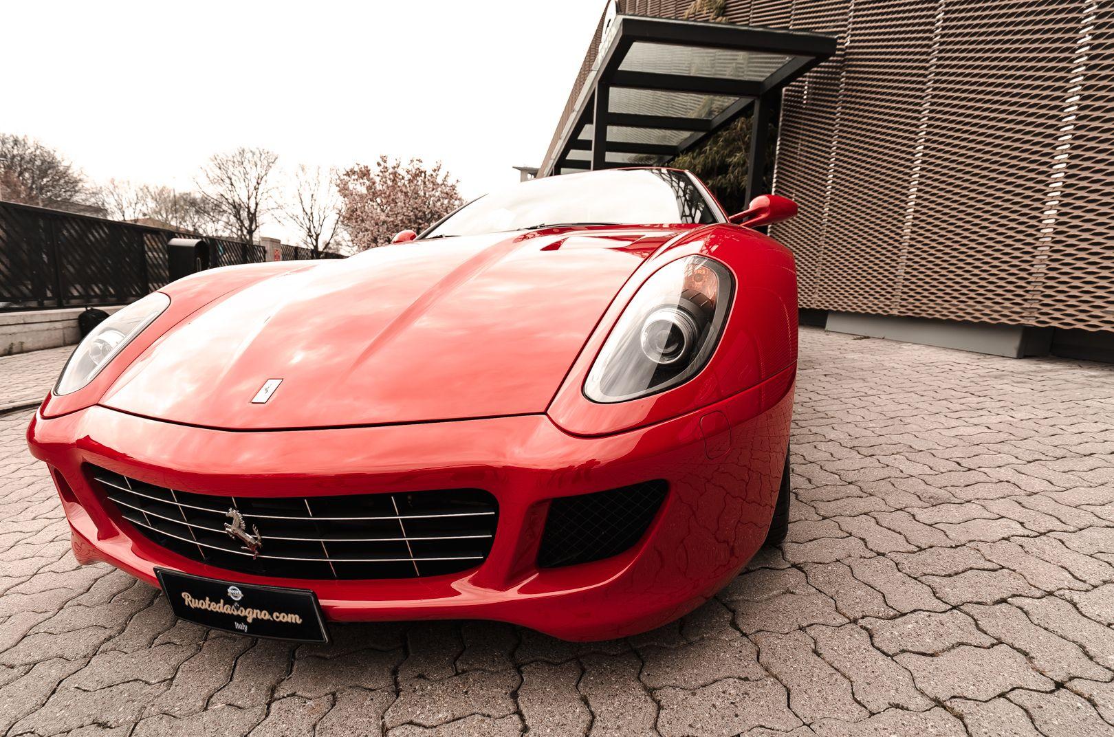 2007 Ferrari 599 GTB Fiorano 64971