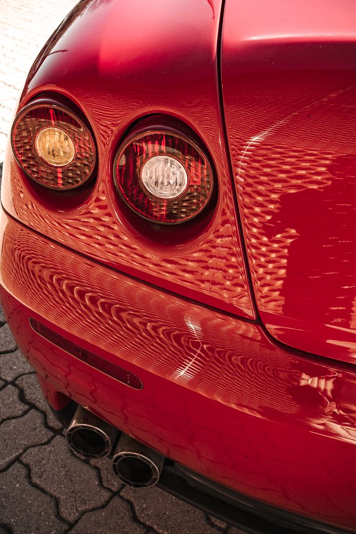 2005 Ferrari 612 Scaglietti F1 63571