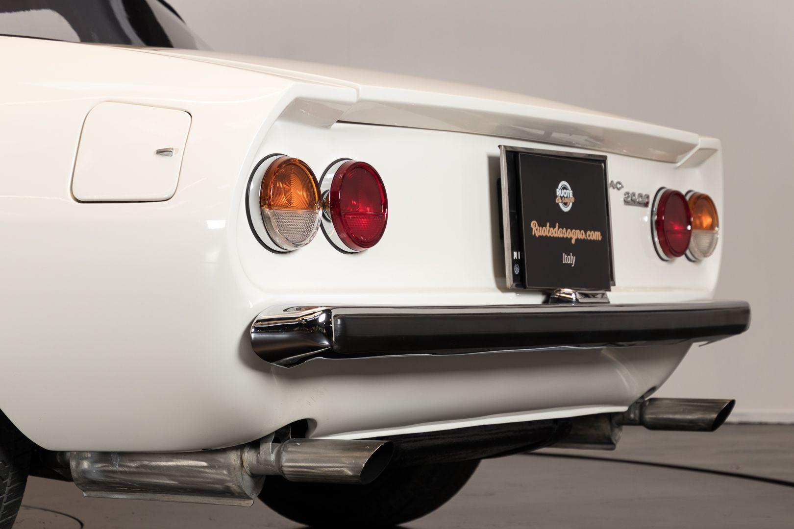 1970 Fiat Dino Spider 2400 10939