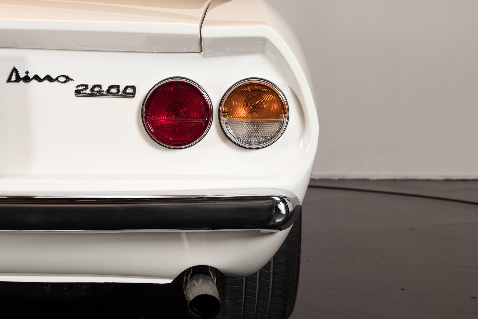 1970 Fiat Dino Spider 2400 10940