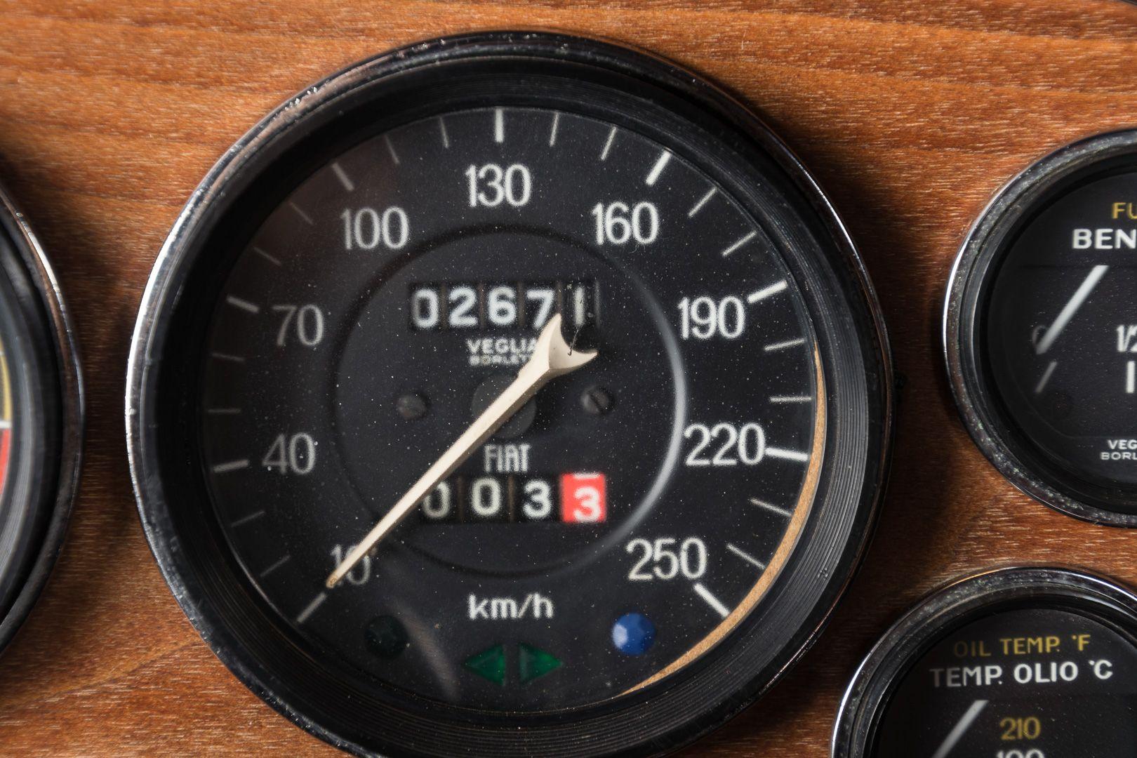 1970 Fiat Dino Spider 2400 10928