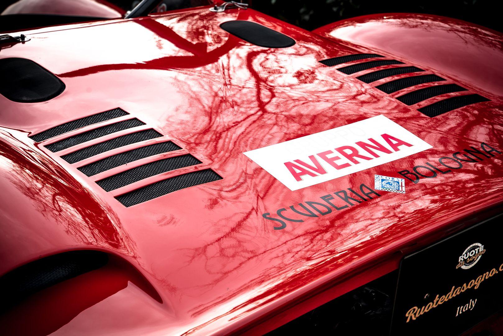 1968 Fiat Abarth 1000 SP 57303