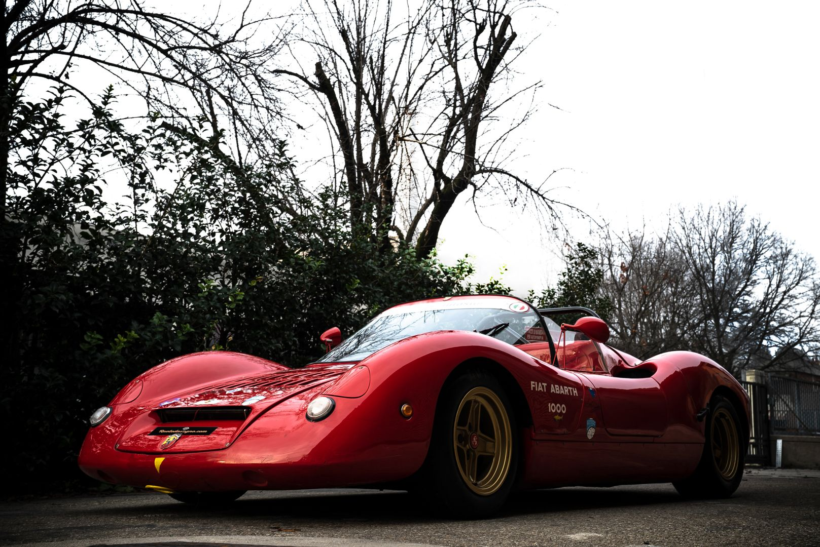 1968 Fiat Abarth 1000 SP 57325