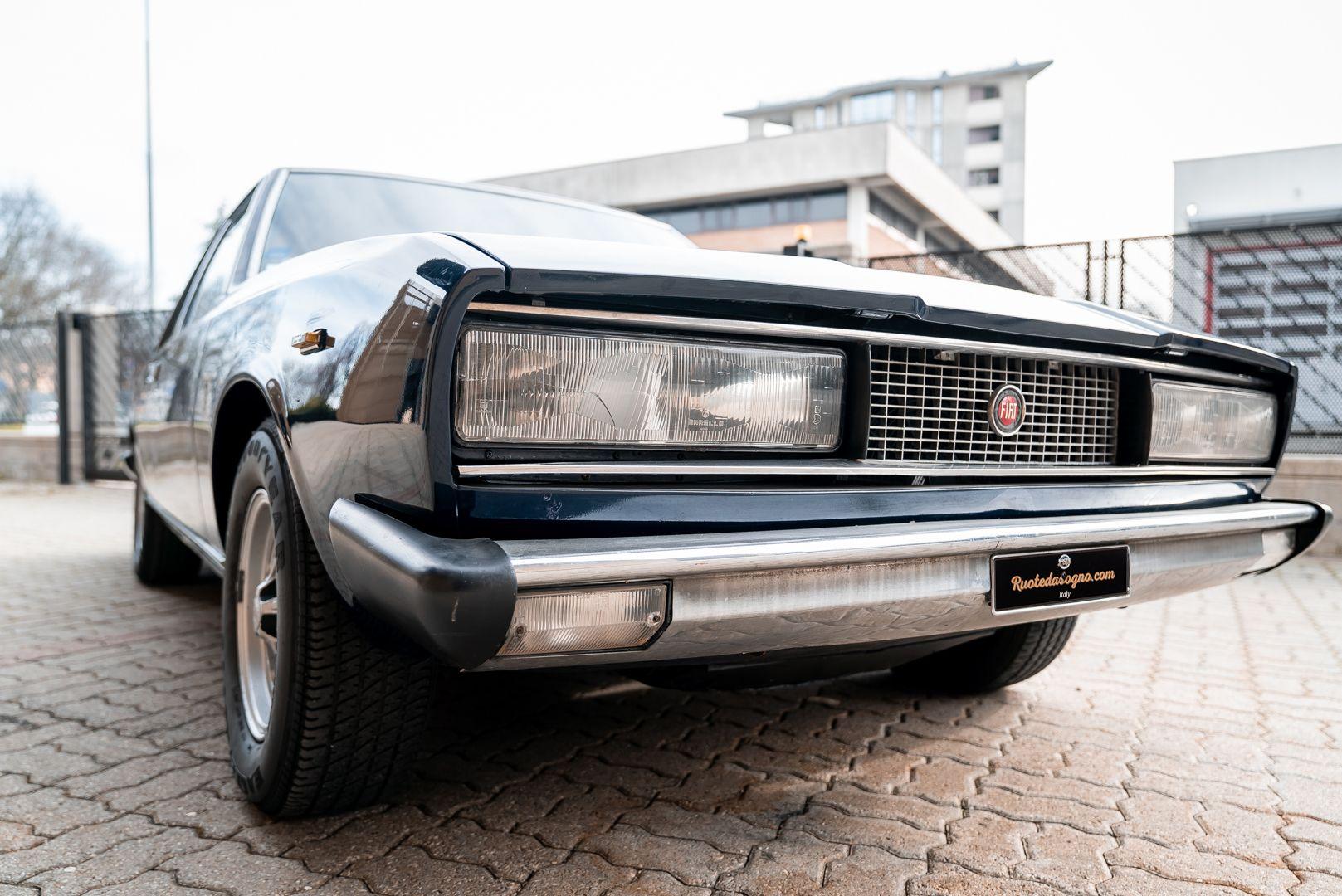 1973 FIAT 130 Coupè 3200 Automatica 62716