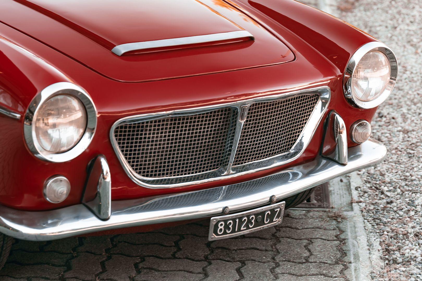 1962 Fiat 1200 Cabriolet Pininfarina 76324